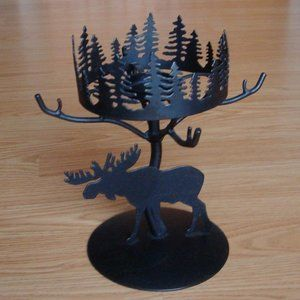 PartyLite Moose Tealight Candle Holder